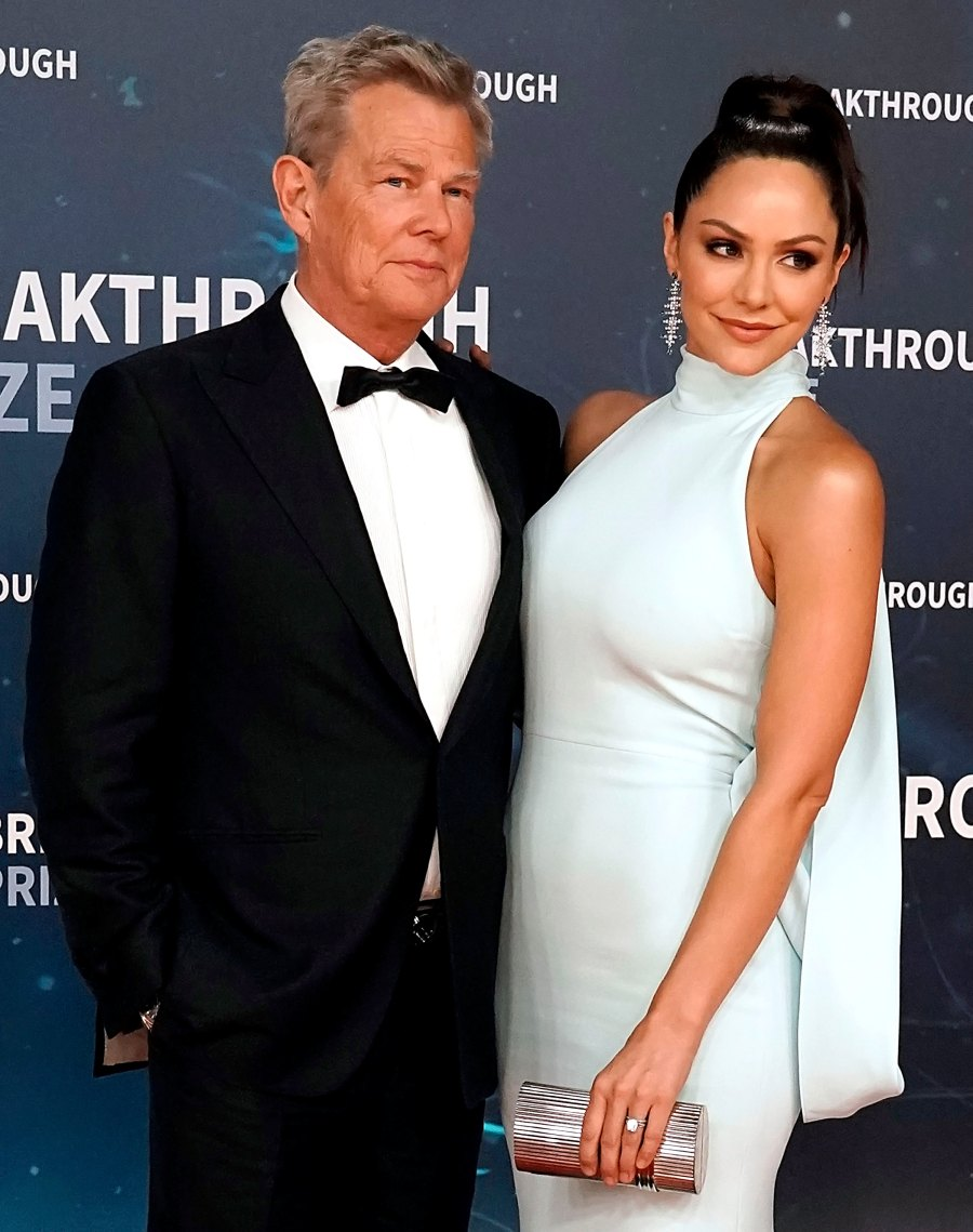 His Biggest Fan Katharine McPhee David Foster A Timeline of Their Relationship