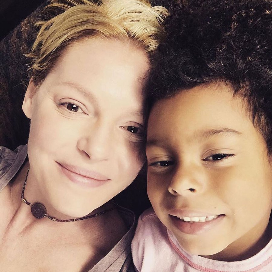 Katherine Heigl Explains Struggle to Tell Daughter Adelaide About George Floyd's Death: 'I Can't Sleep'