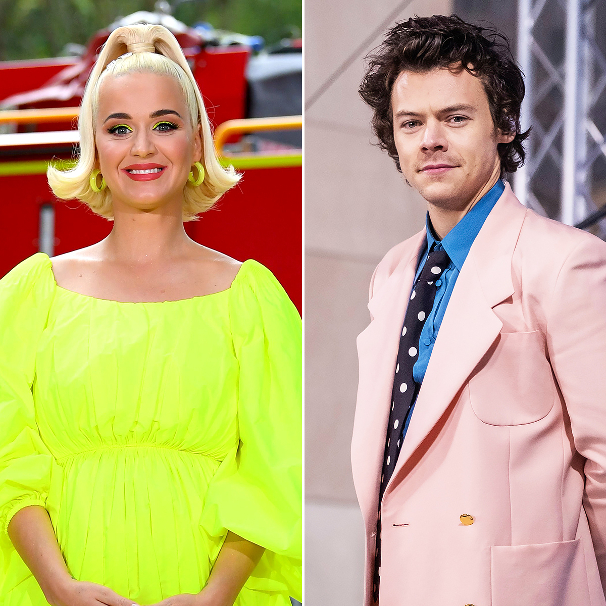 Katy Perry Reveals Sweet Way Harry Styles Reacted to Her Pregnancy News