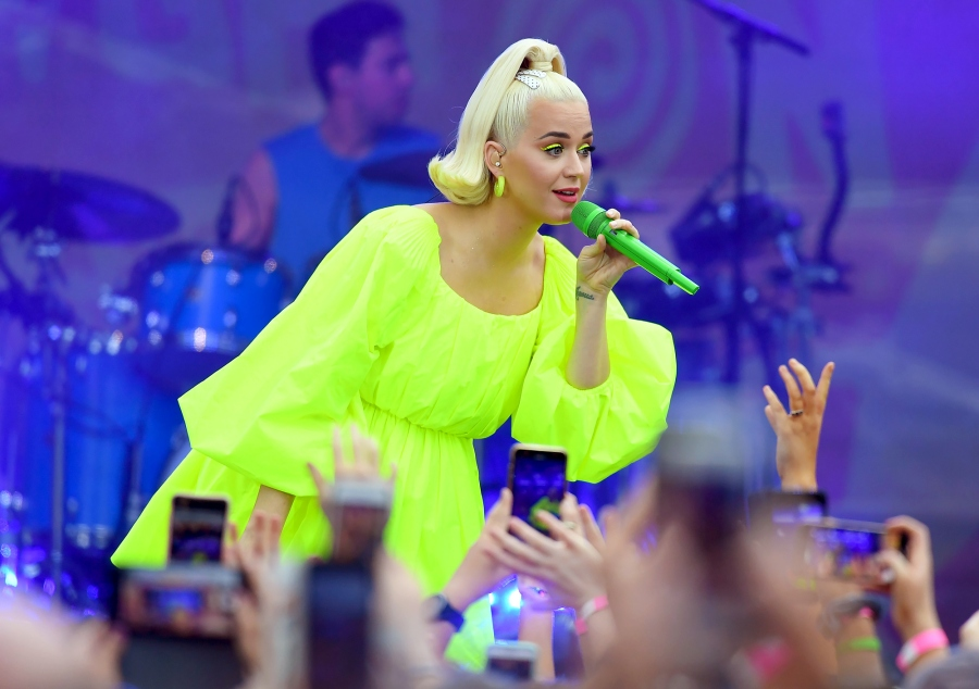 Katy Perry Set To Perform A Special Live Concert On Beapp For A