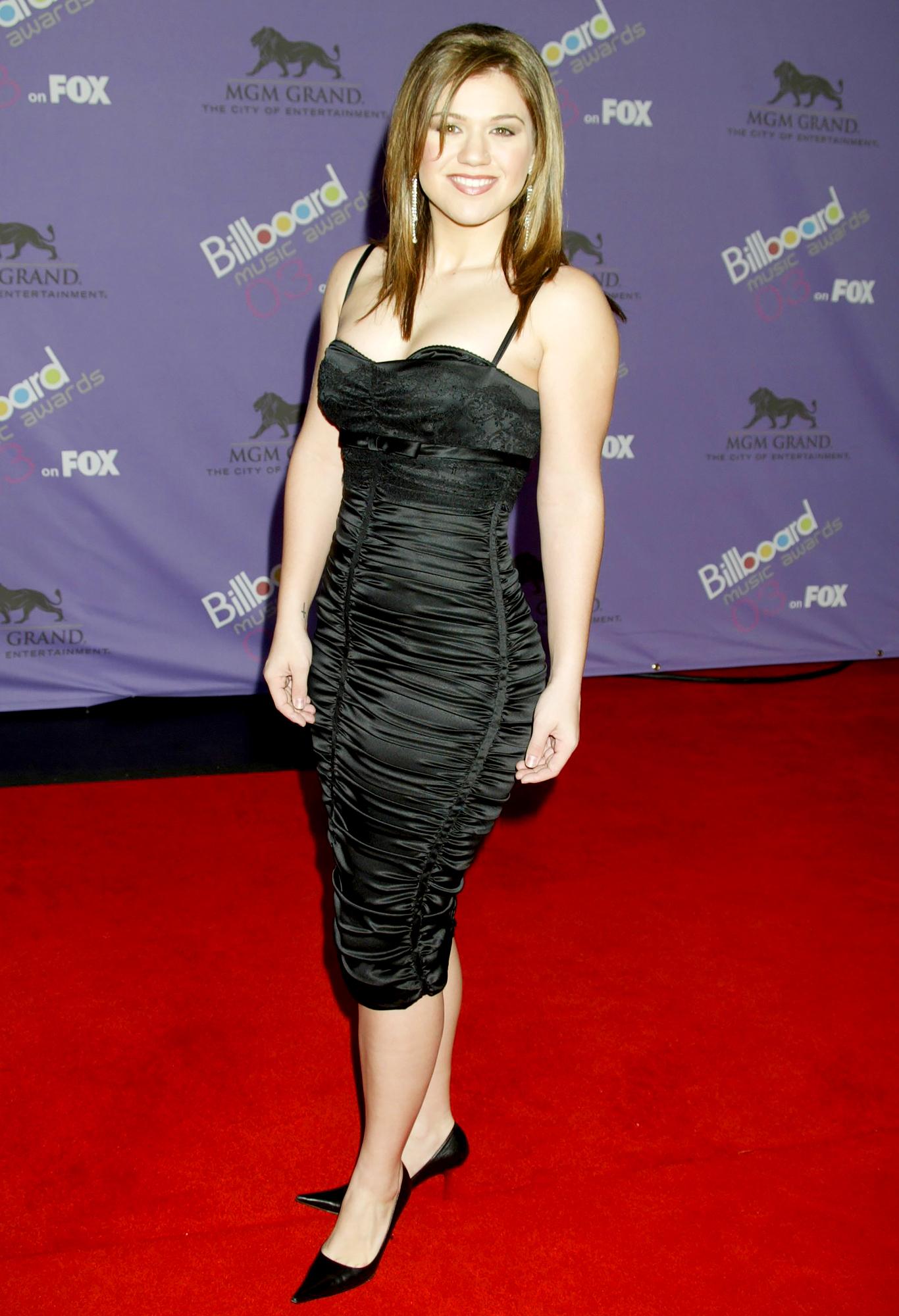 Kelly Clarkson 2003