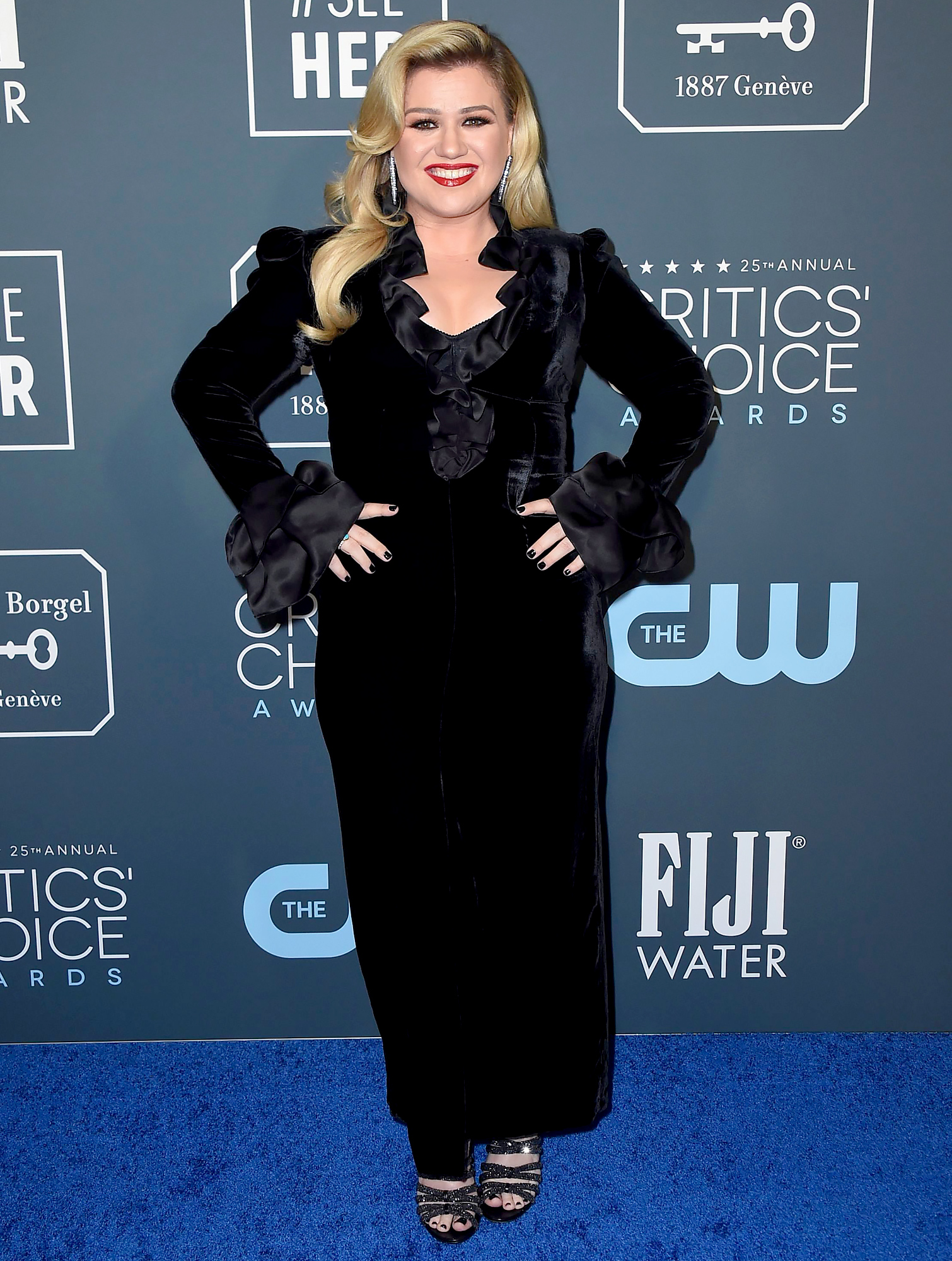 Kelly Clarkson 2020