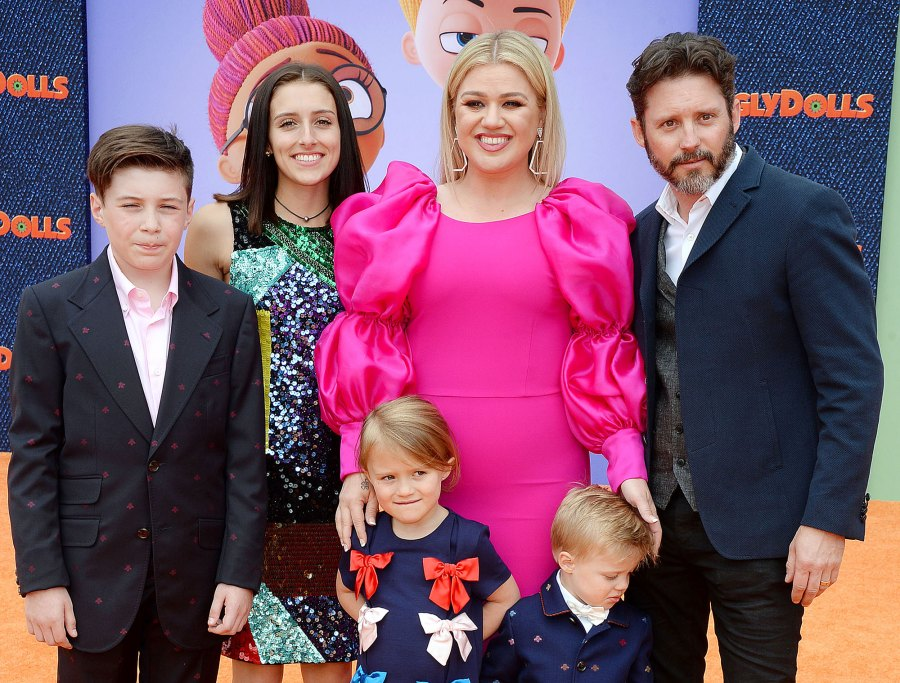 Kelly Clarkson Being Mom Greatest Gift