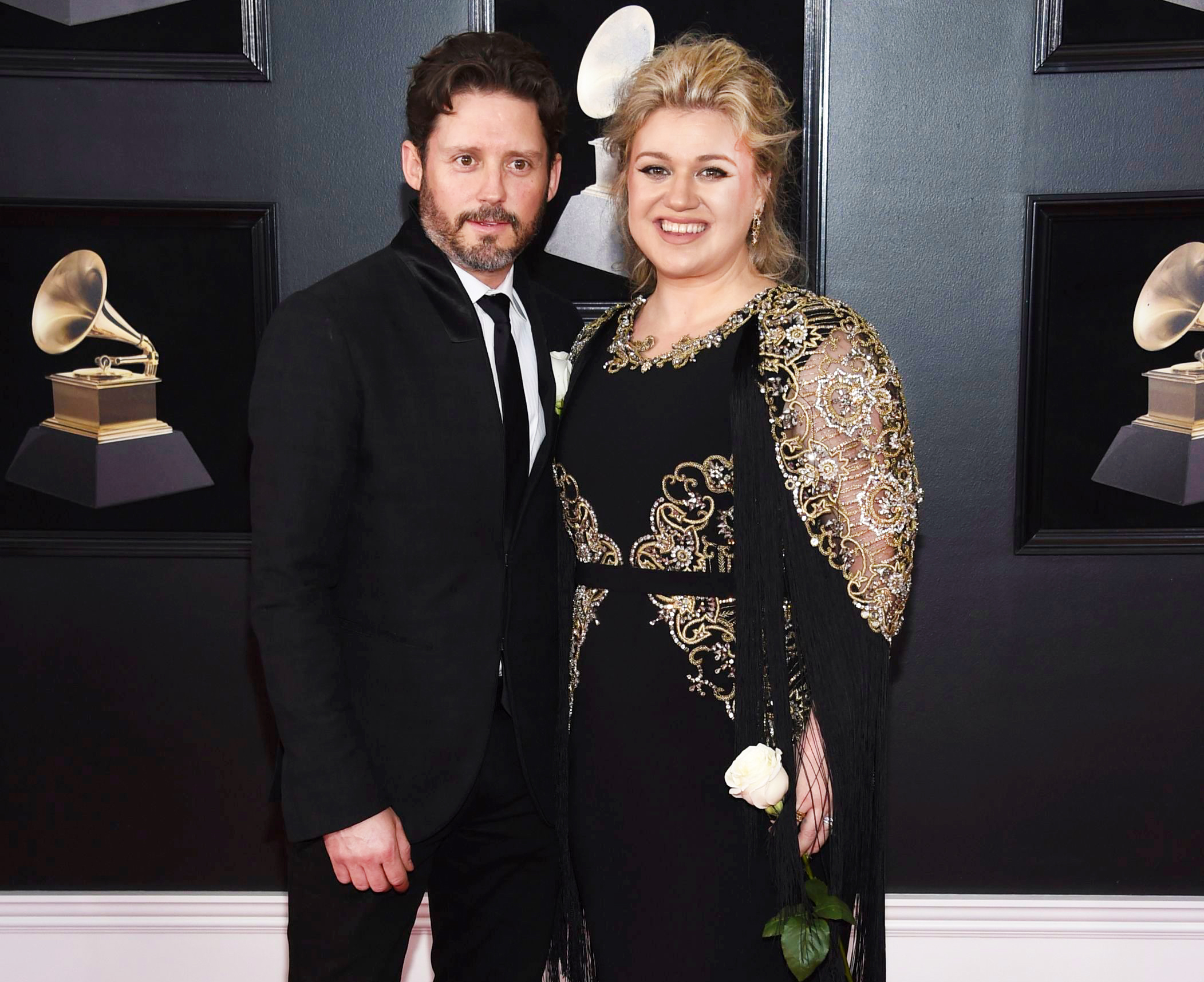 Kelly Clarkson Spotted for 1st Time Since Split From Brandon Blackstock