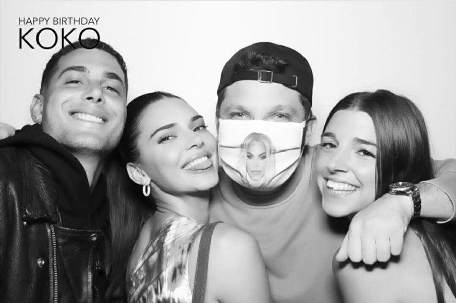 Khloe Kardashian Savas Oguz and Kylie Jenner Khloe Kardashian Shares Behind-the-Scenes Moments From Her Magical 36th Birthday Bash