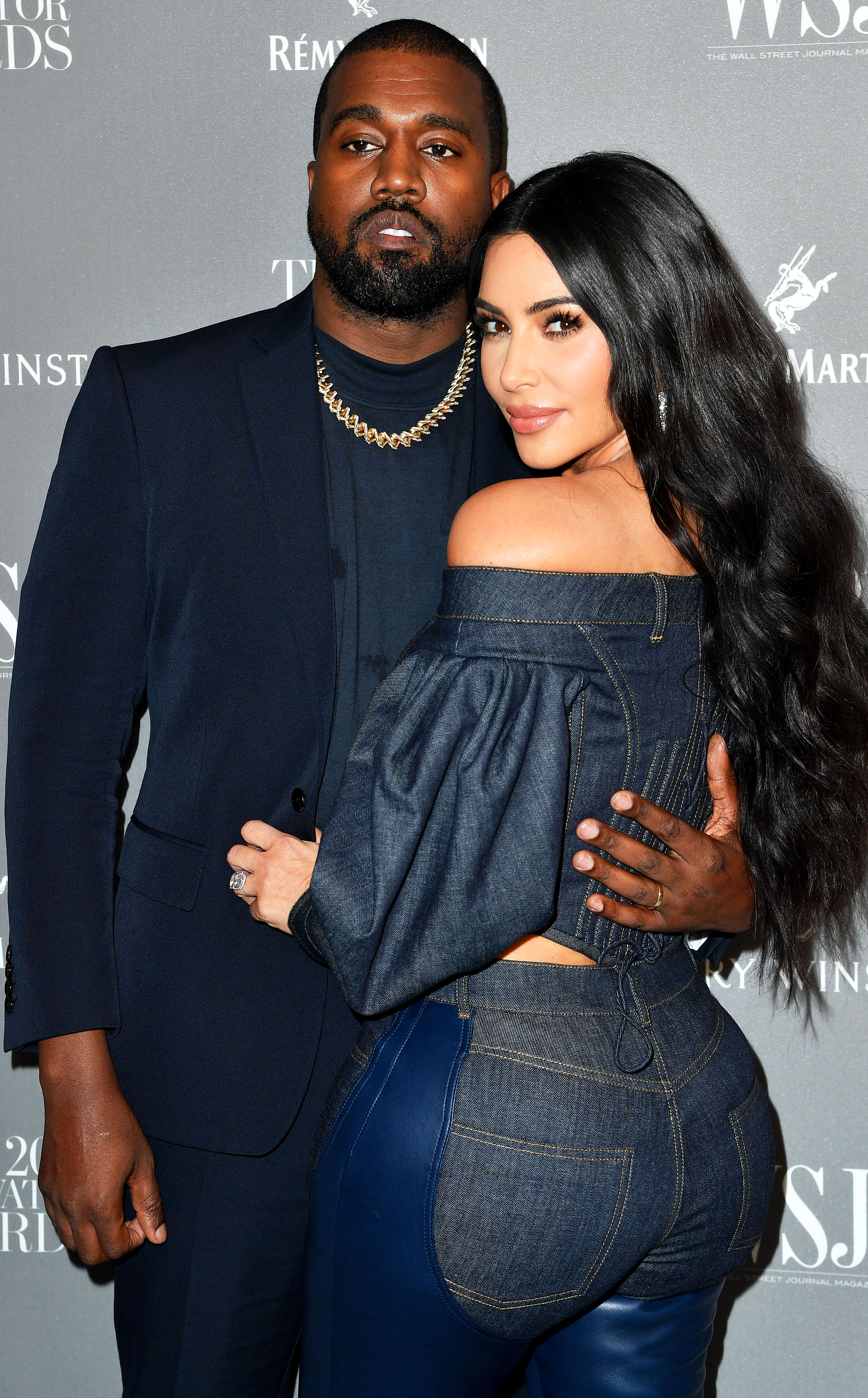 Kim Kardashian, Kanye West 'Are on Different Pages' Amid Quarantine