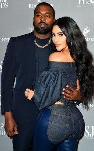 Kim Kardashian Kanye West Are Doing Well Amid Quarantine