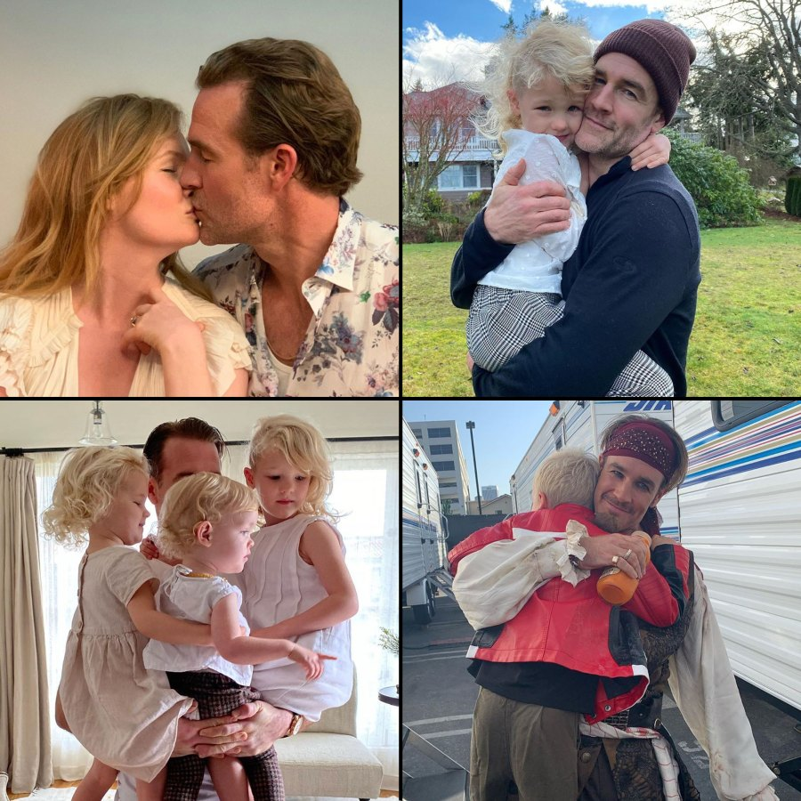Kimberly Van Der Beek Honors Fathers Day Miscarriage Announcement