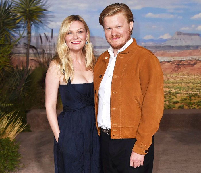 Kirsten Dunst Reveals How Quarantine Life With Jesse Plemons and Their Son Ennis Has Been