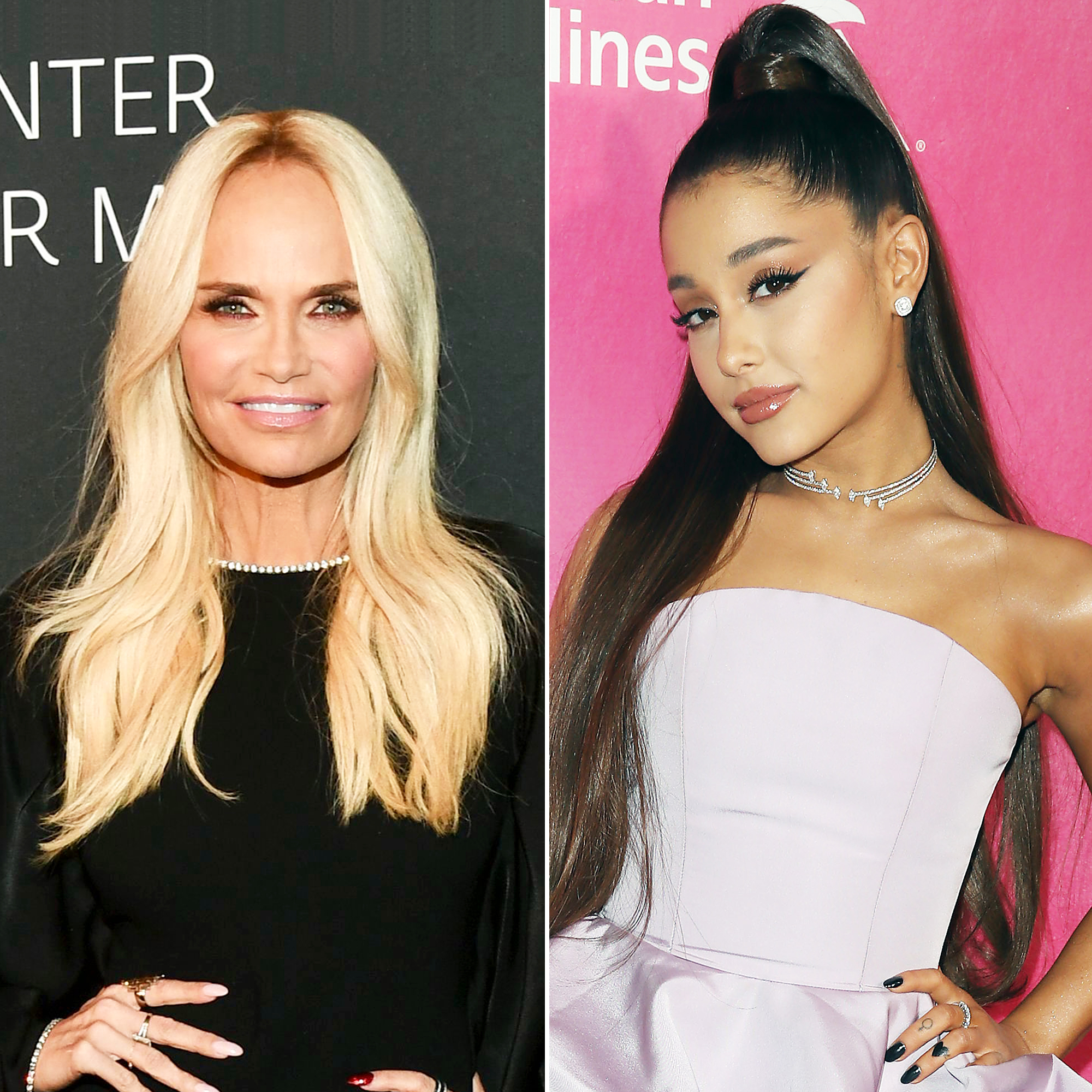 Kristen Chenoweth Plans to Double Date With Ariana Grande When Its Safe