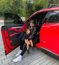 Kylie Jenner and Stormi Are Mother-Daughter Goals in Matching Outfits