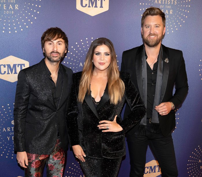 Lady Antebellum Change Group's Name to Lady A