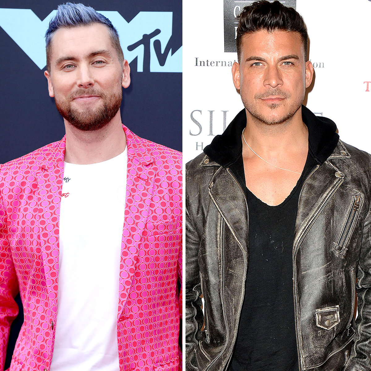 Lance Bass Thinks Bravo Will Fire Jax Taylor Over Racist Comments