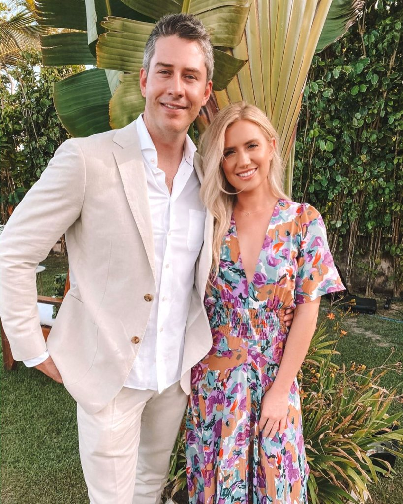 Lauren Burnham Opens Up About Why She and Arie Luyendyk Jr Were Open About Miscarriage Instagram