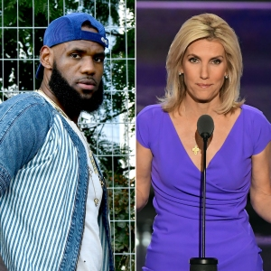 LeBron James Calls Out Fox News Host Laura Ingraham for Defending Drew Brees' After Telling Basketball Star to 'Shut Up and Dribble'