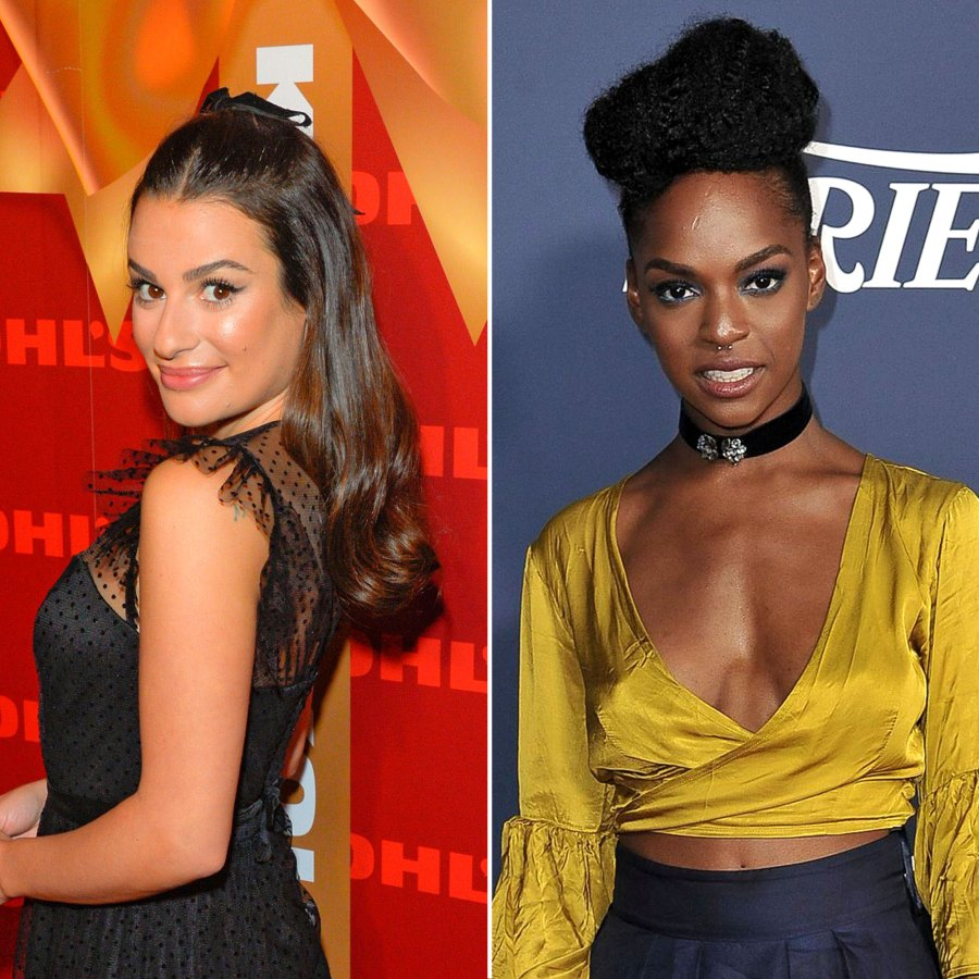Lea Michele Accused of Making Glee Living Hell for Costar Samantha Marie Ware