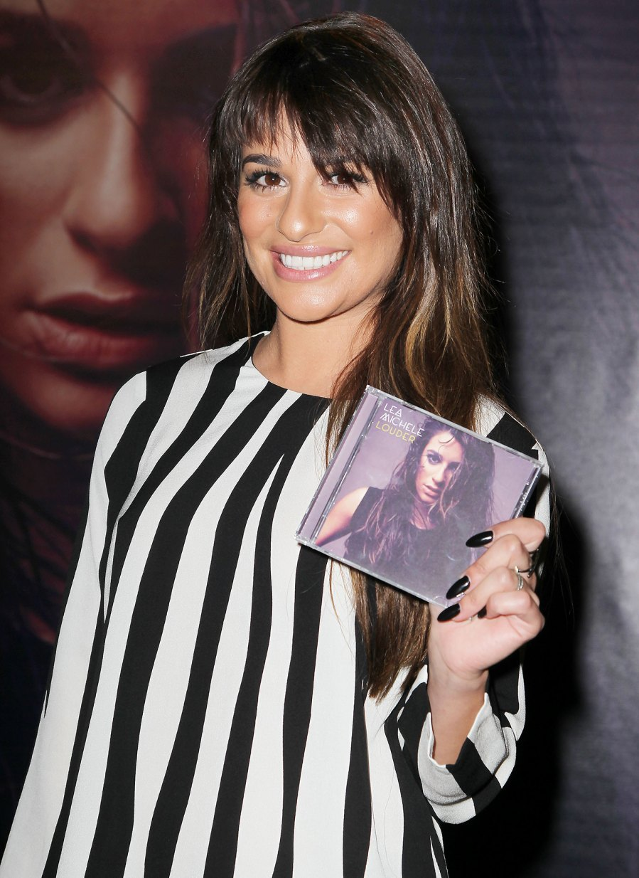 Lea Michele Through the Years