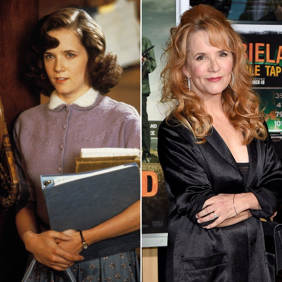 Lea Thompson Back to the Future 35th Anniversary Where Are They Now