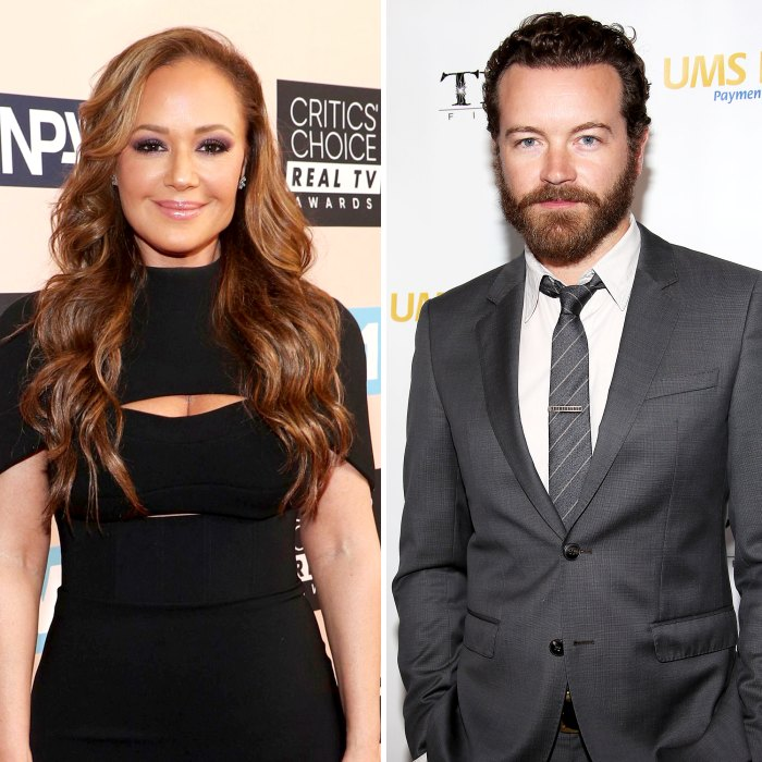Leah Remini Reacts to Danny Masterson Rape Charges