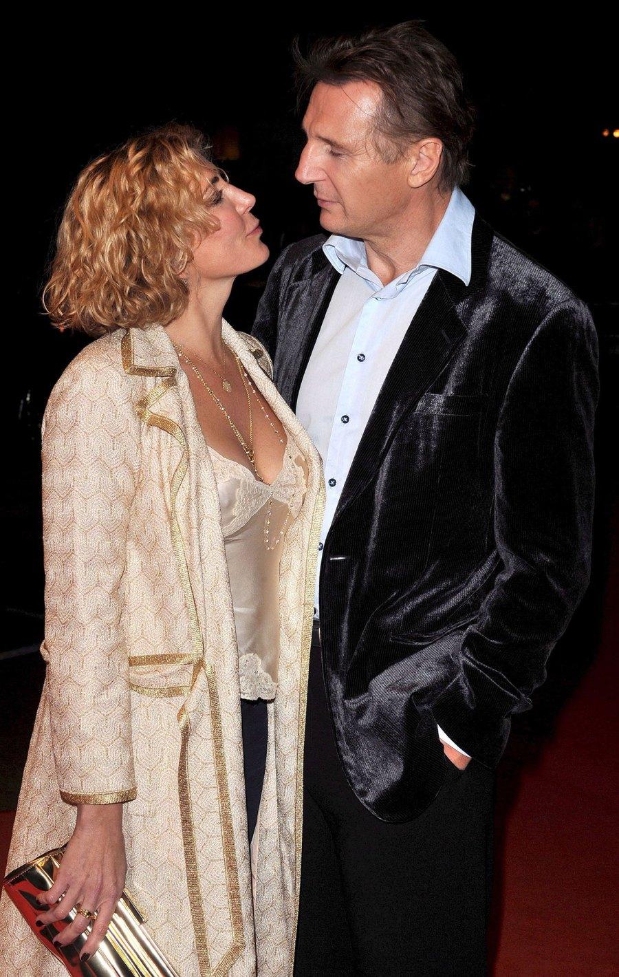 Liam Neeson Sweetest Quotes About Wife Natasha Richardson