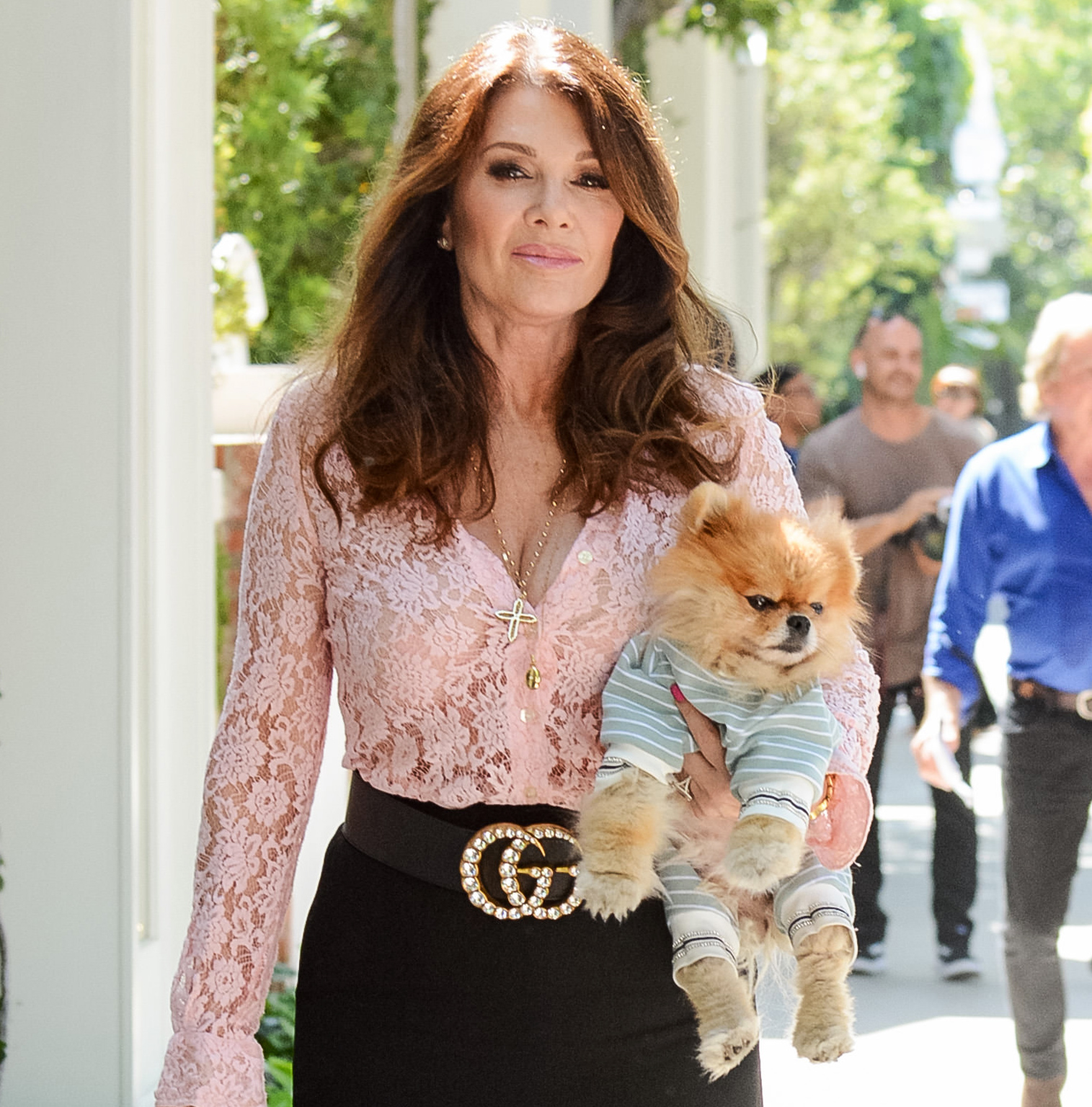 Lisa Vanderpump Shares Photo of Late Mom Jean