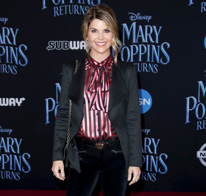 Lori Loughlin Would Love to Return to TV After College Scandal