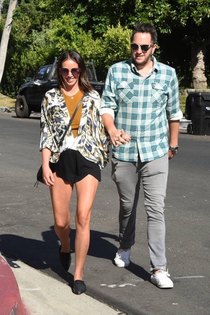 Kristen Doute's Boyfriend Alex Menache Posts Message of Support After Her Firing