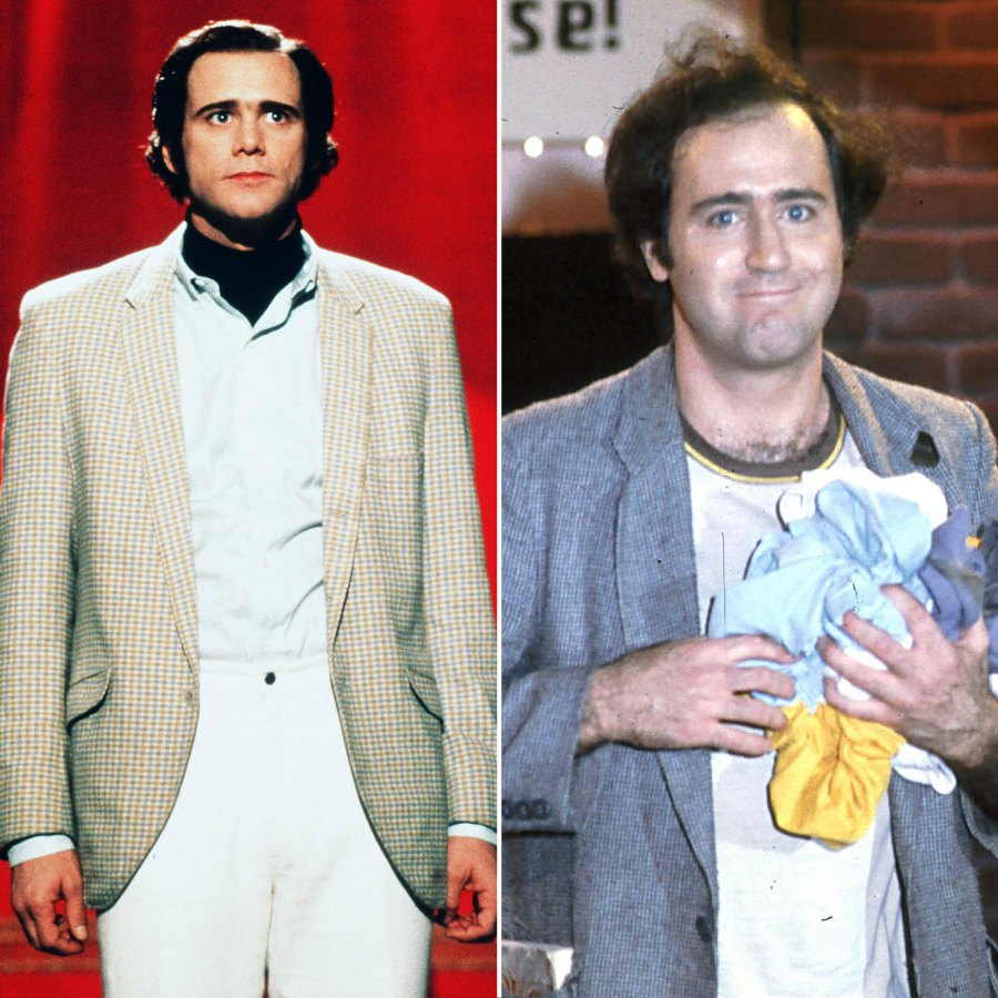 Jim Carrey Andy Kaufman Man On The Moon Films Based on Real Actors Lives