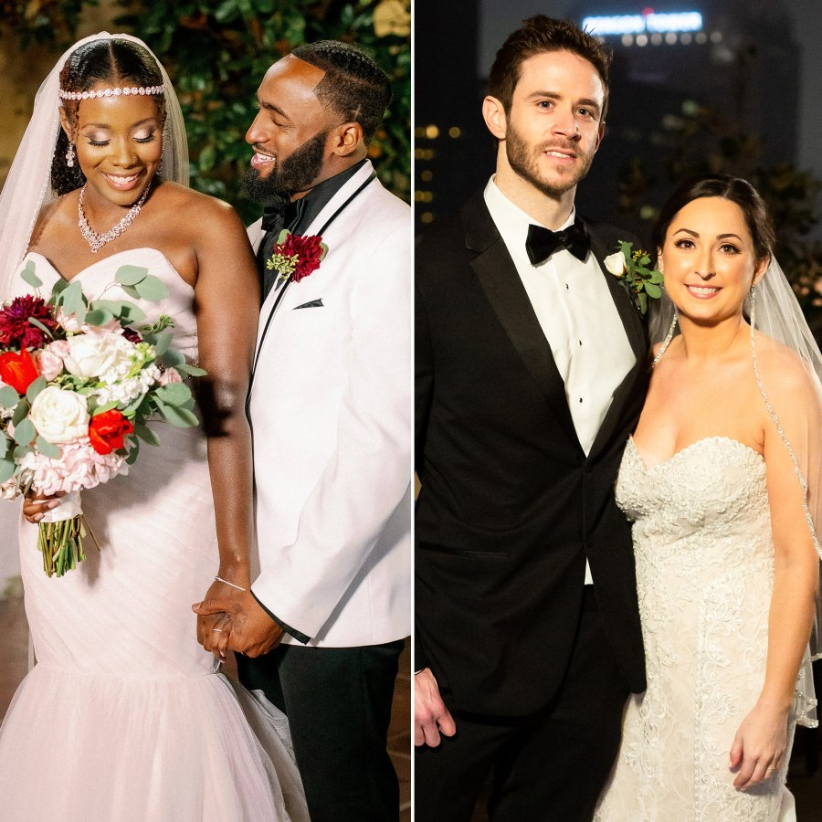 Married At First Sight Couples Revealed
