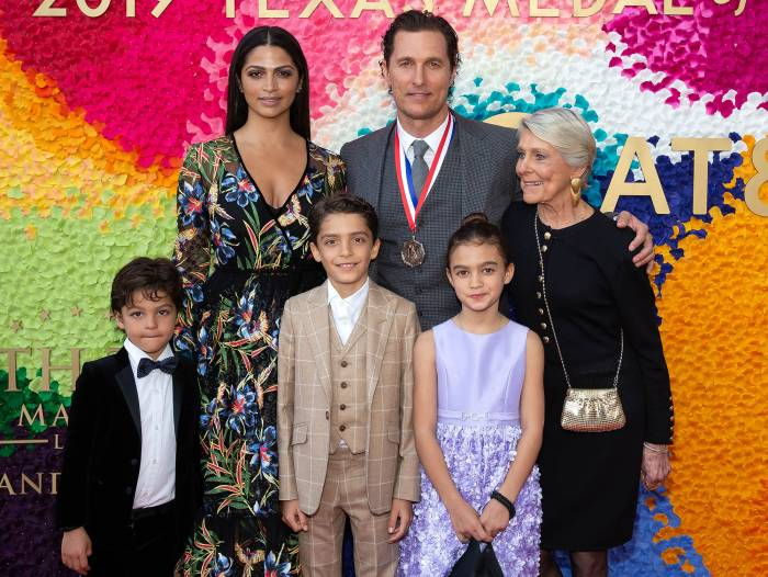 Matthew McConaughey Reveals Whether He or Wife Camila Alves Is Tougher on Their Kids