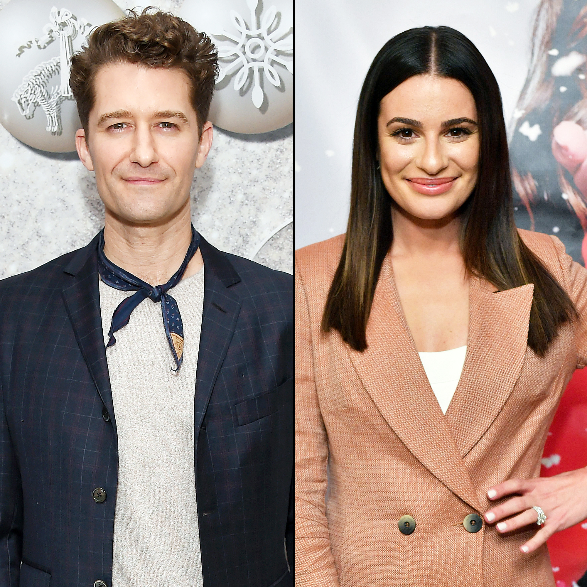 Matthew Morrison Weighs in on Ex Lea Michele Behavior on the Glee Set