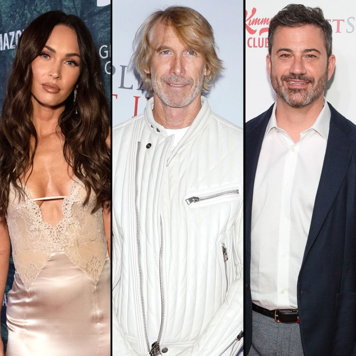 Megan Fox Speaks Out After Michael Bay and Jimmy Kimmel Underage Joke About Her Resurfaces