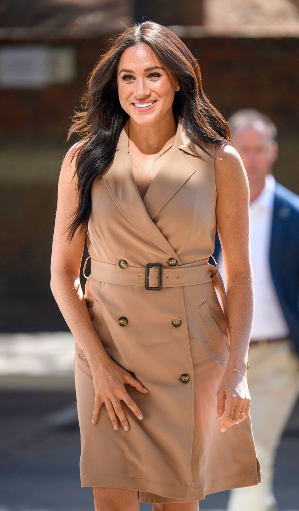 Meghan Markle Records Message for Grenfell Tower Fire Survivors