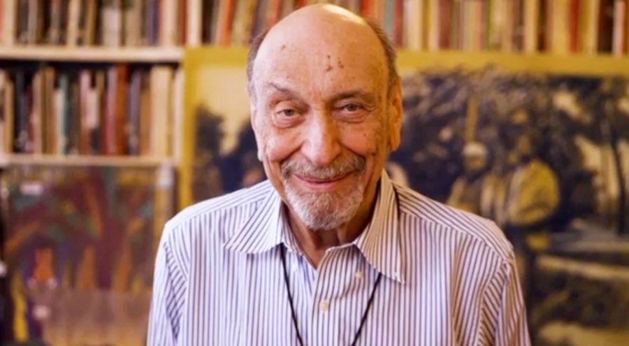 Milton Glaser Celebrity Deaths in 2020