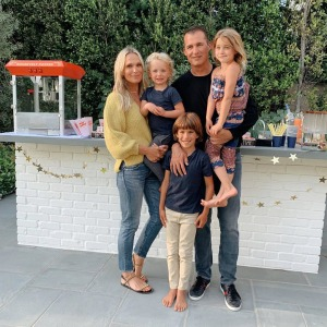Molly Sims Kids Want Her to Have Another Baby Bad