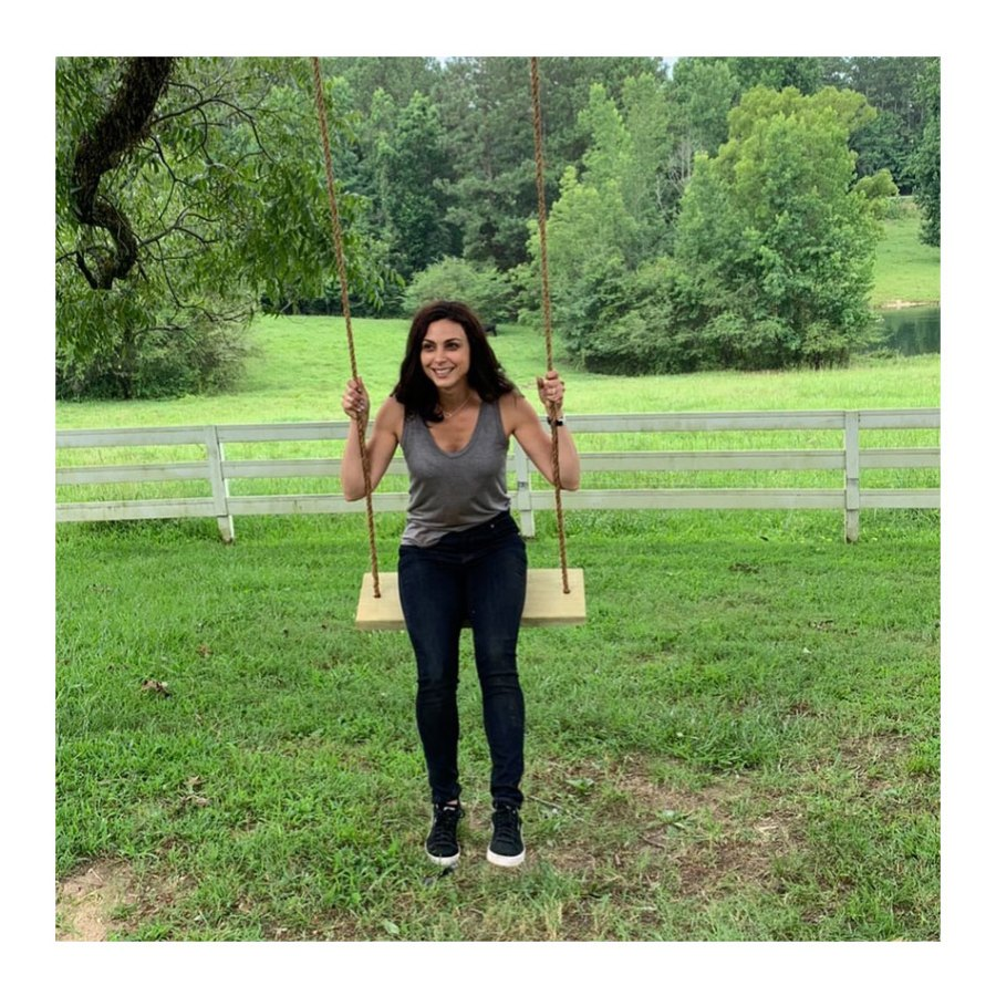Morena Baccarin Swing Home Schooling Instagram.jpg