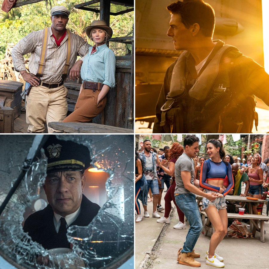 Movies With New Post COVID Releases