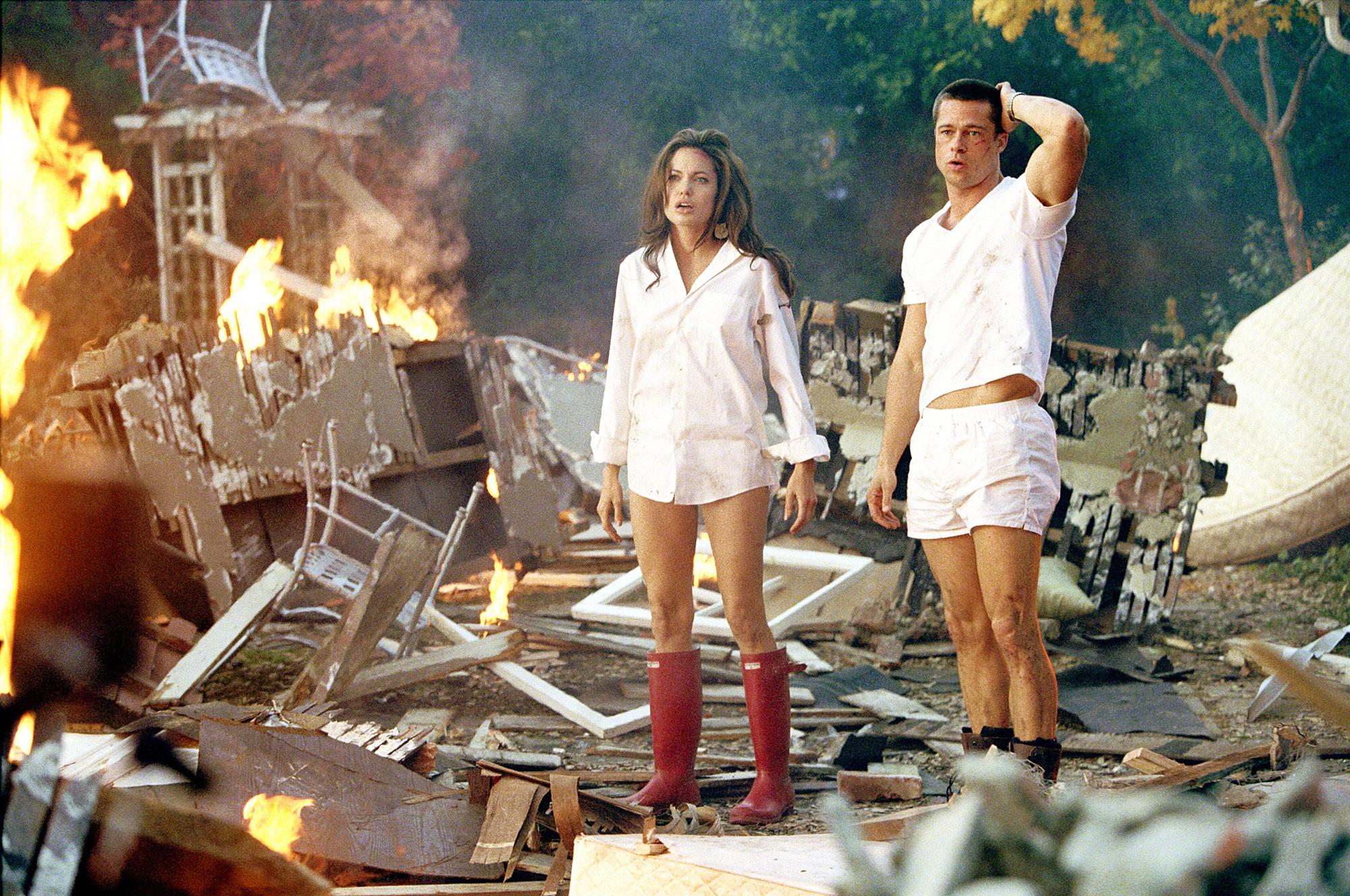 Brad Pitt Und Angelina Jolie Film