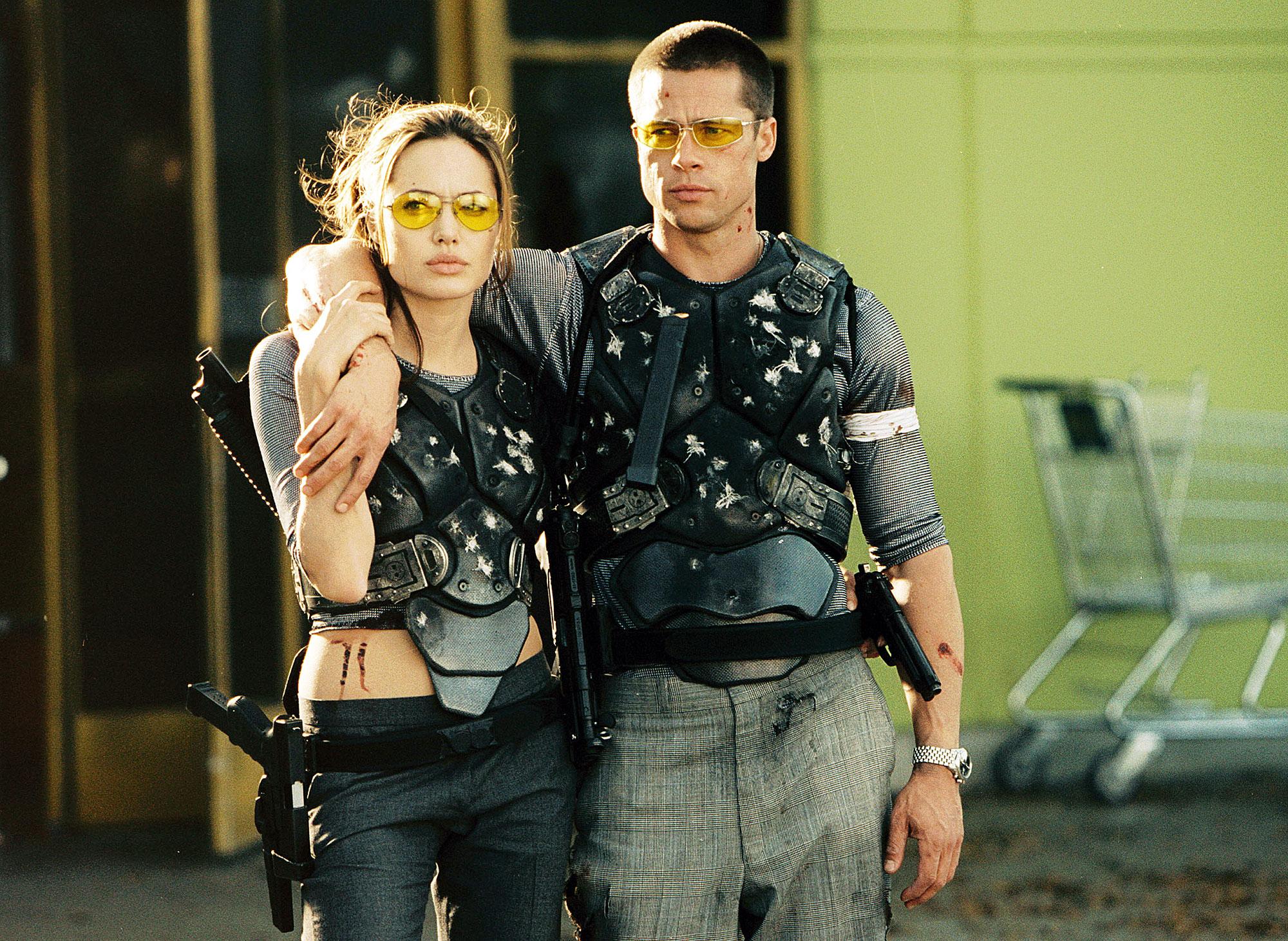 Film Angelina Jolie Brad Pitt