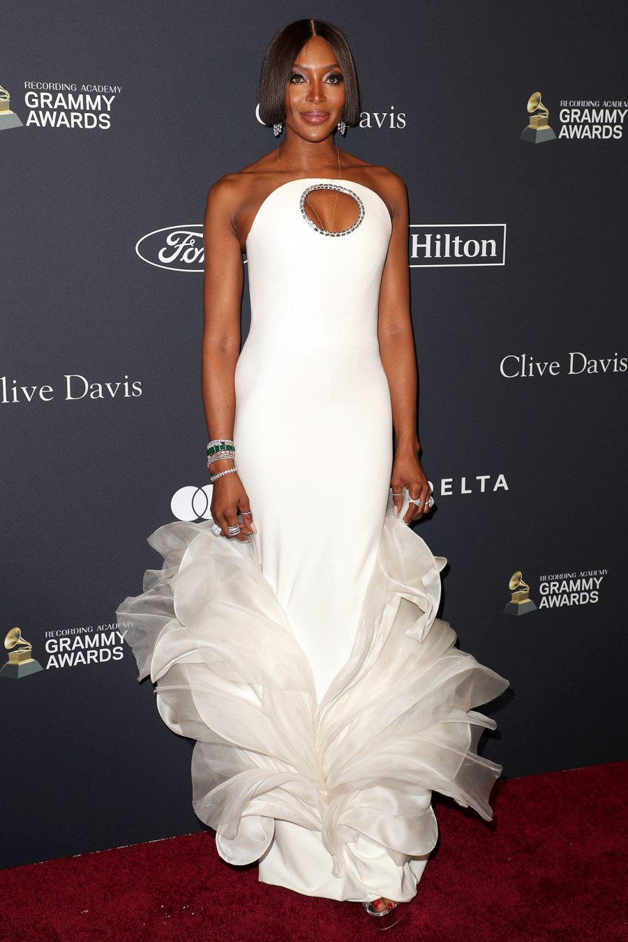 Naomi Campbell Chef Reveals Her Dietary Restrictions
