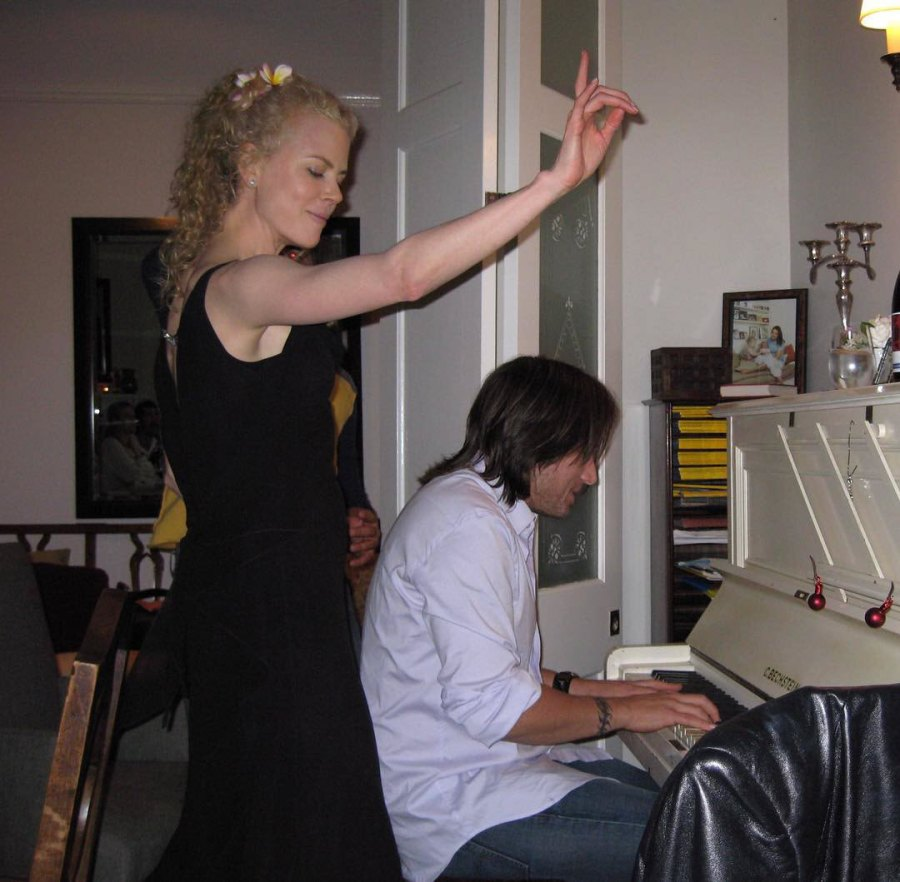 Nicole Kidman Keith Urban A Timeline Their Relationship