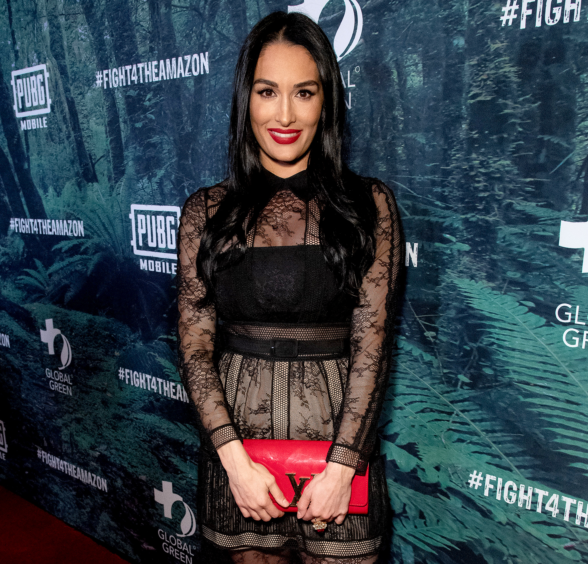 Nikki Bella Wants the World in a Clear Space Before Wedding 2