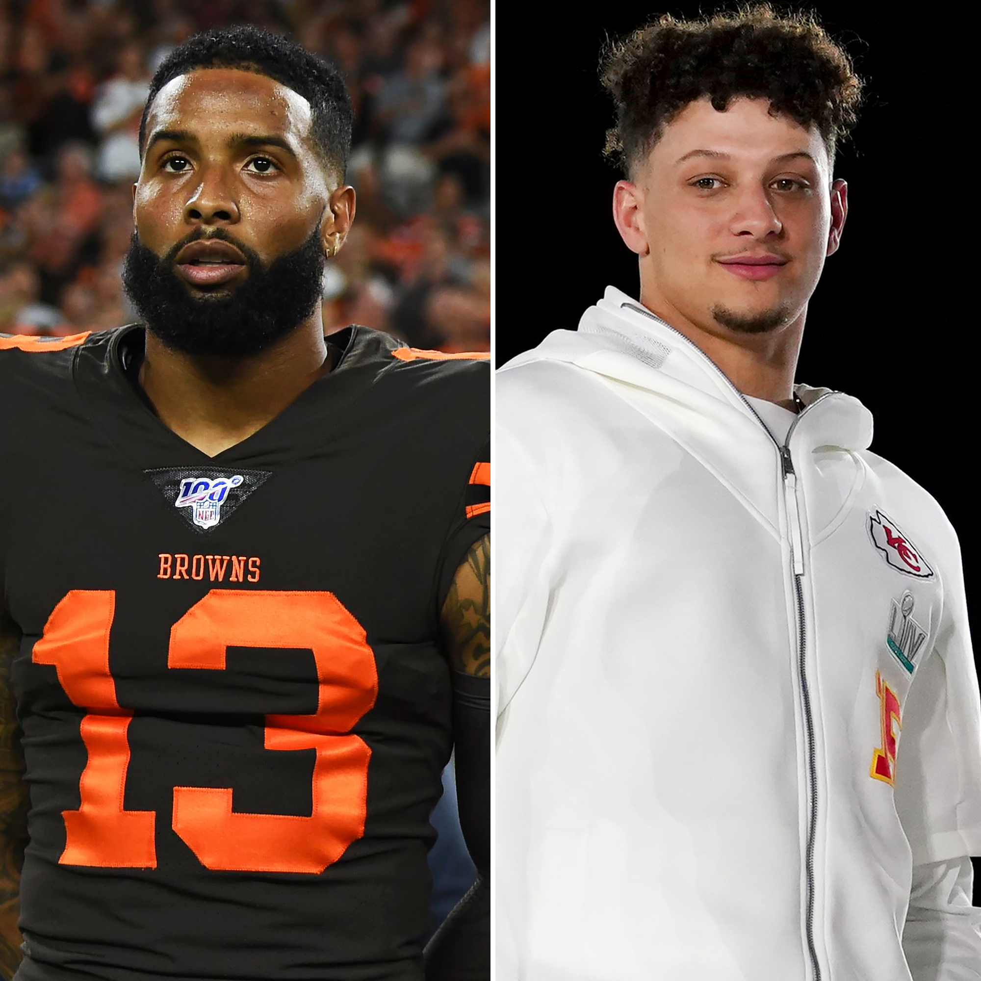 Odell Beckham Jr. Patrick Mahomes More NFL Stars Release Powerful Video Condemning Racism
