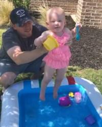 Olivia Dodd pool