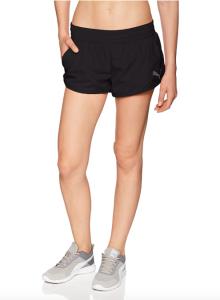 PUMA Women's Active Essential Woven Shorts