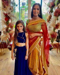 Padma Lakshmi talks racism with daughter
