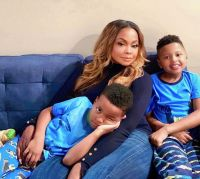 Phaedra Parks talks racism with sons