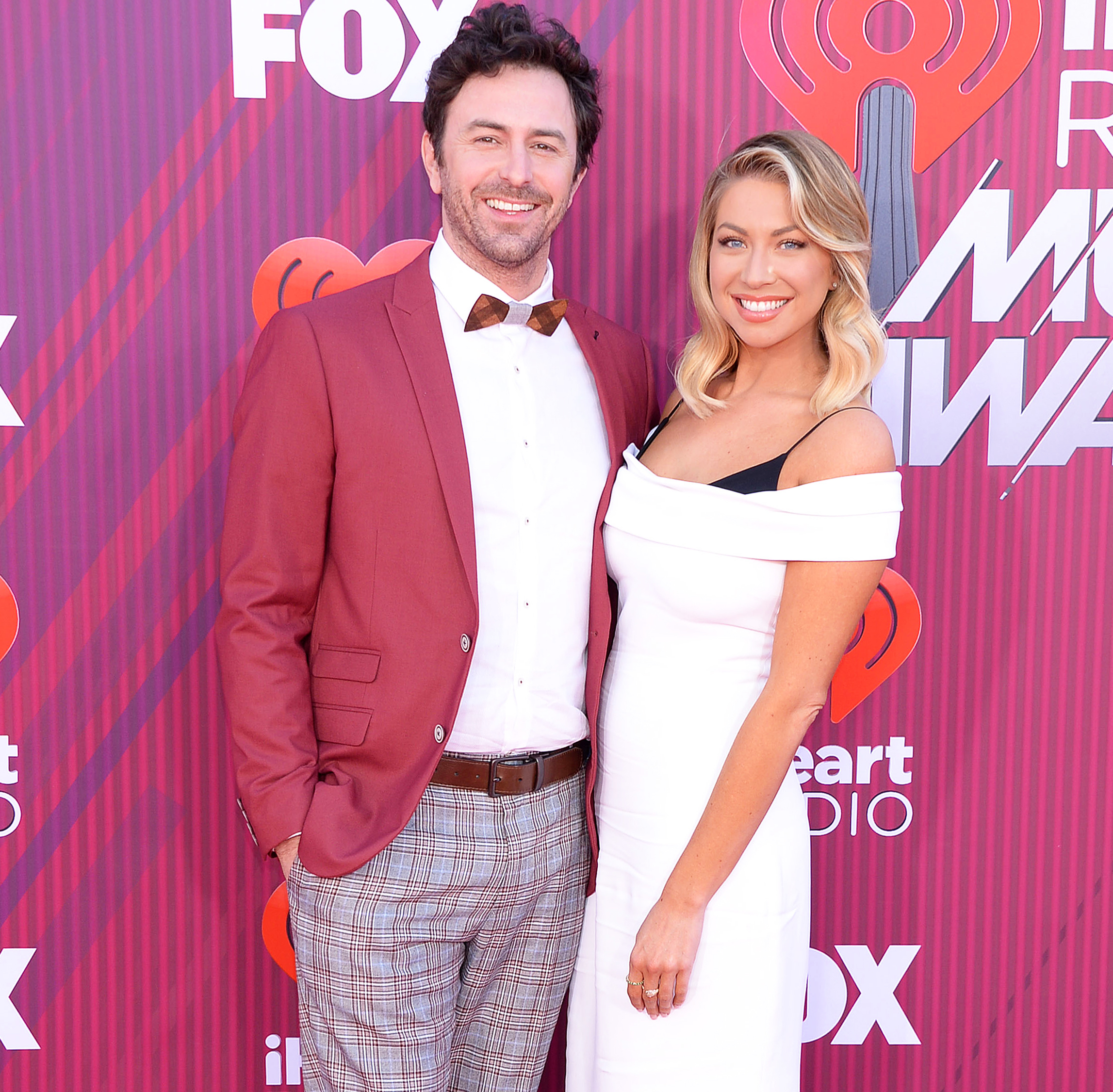 Pregnant Stassi Schroeders Fiance Beau Clark Wont Film Vanderpump Rules Without Her
