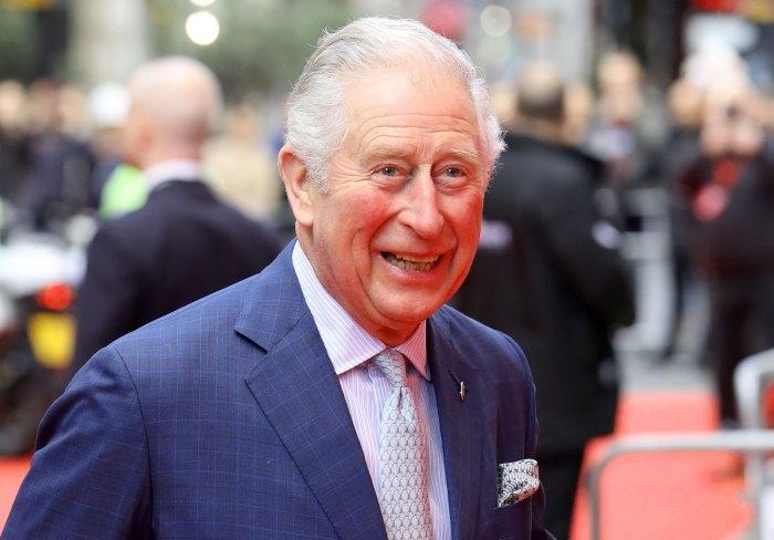 Prince Charles Says He Got Lucky Amid His Coronavirus Recovery