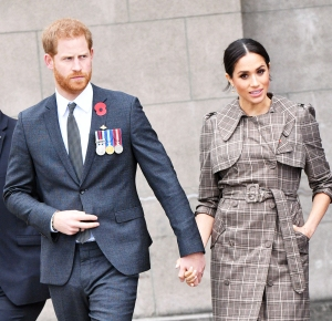Prince Harry And Meghan Markle Support Facebook Ad Boycott
